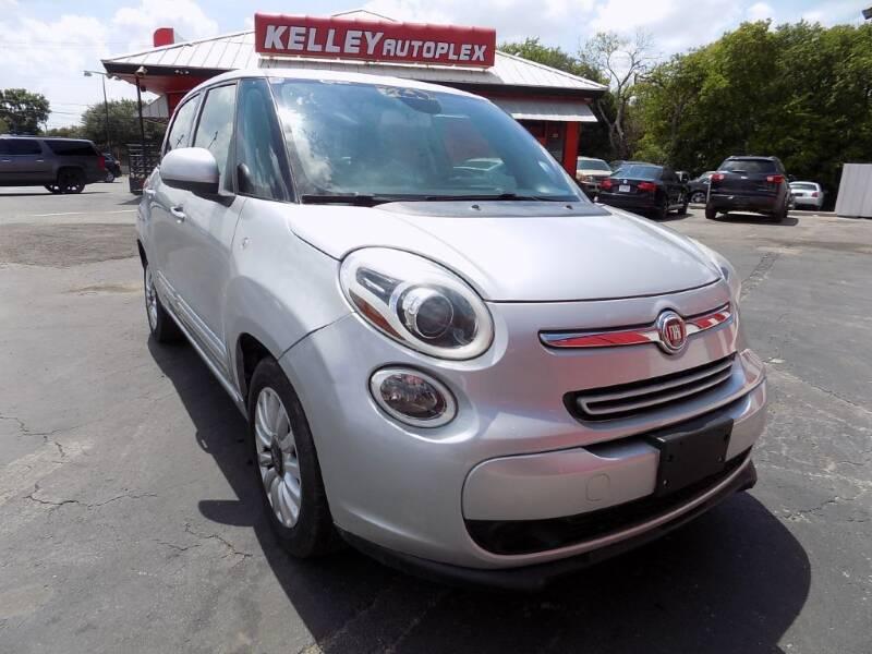 2015 FIAT 500L for sale at Kelley Autoplex in San Antonio TX