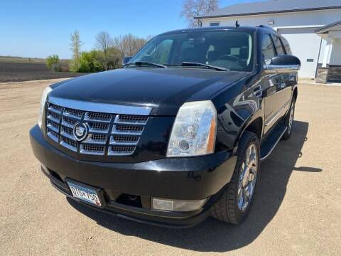 2008 Cadillac Escalade for sale at RDJ Auto Sales in Kerkhoven MN