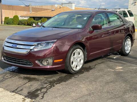 2011 Ford Fusion for sale at MFT Auction in Lodi NJ