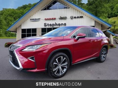 2017 Lexus RX 350 for sale at Stephens Auto Center of Beckley in Beckley WV
