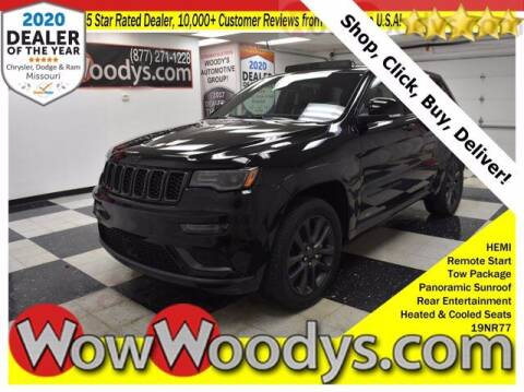 2019 Jeep Grand Cherokee for sale at WOODY'S AUTOMOTIVE GROUP in Chillicothe MO