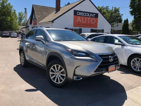2015 Lexus NX 200t for sale at Discount Auto Brokers Inc. in Lehi UT