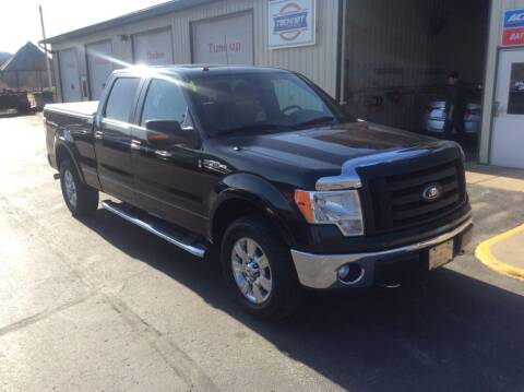 2011 Ford F-150 for sale at TRI-STATE AUTO OUTLET CORP in Hokah MN