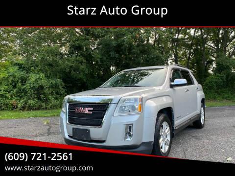 2011 GMC Terrain for sale at Starz Auto Group in Delran NJ