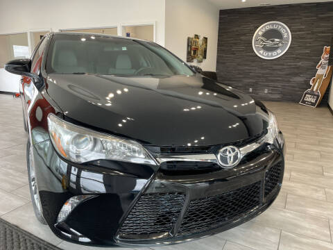 2017 Toyota Camry for sale at Evolution Autos in Whiteland IN