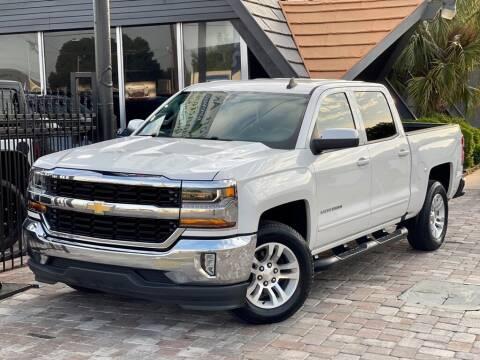 2017 Chevrolet Silverado 1500 for sale at Unique Motors of Tampa in Tampa FL