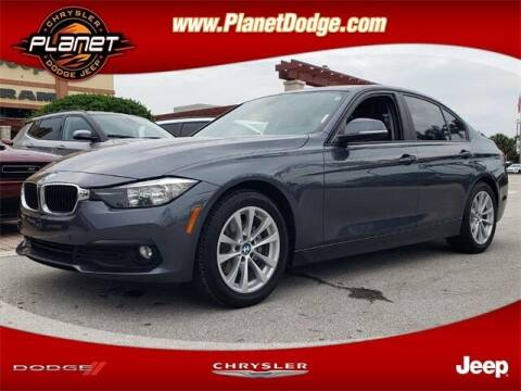2017 BMW 3 Series for sale at PLANET DODGE CHRYSLER JEEP in Miami FL