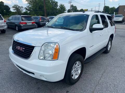 2012 GMC Yukon for sale at Brewster Used Cars in Anderson SC