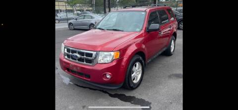 2011 Ford Escape for sale at QUALITY AUTOS in Hamburg NJ