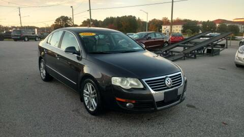 2008 Volkswagen Passat for sale at Kelly & Kelly Supermarket of Cars in Fayetteville NC