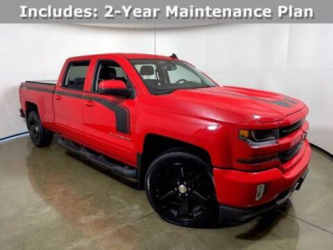 2016 Chevrolet Silverado 1500 for sale at Smart Budget Cars in Madison WI