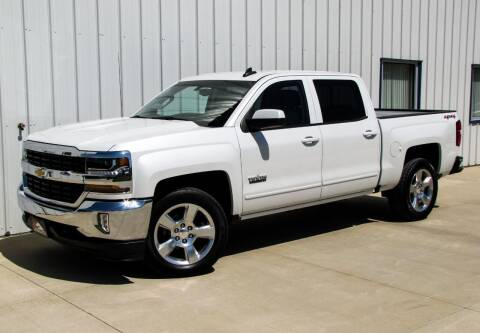 2017 Chevrolet Silverado 1500 for sale at Lyman Auto in Griswold IA