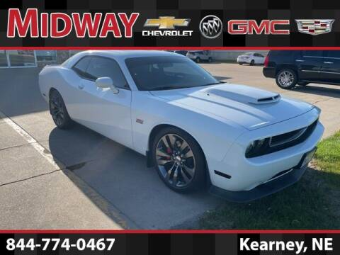 2013 Dodge Challenger for sale at Midway Auto Outlet in Kearney NE