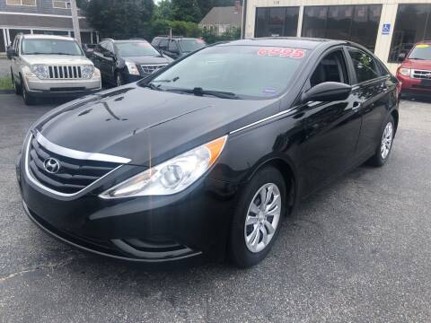 2011 Hyundai Sonata for sale at MBM Auto Sales and Service - MBM Auto Sales/Lot B in Hyannis MA