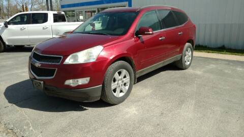 2010 Chevrolet Traverse for sale at Lee Chevrolet in Frankfort KS