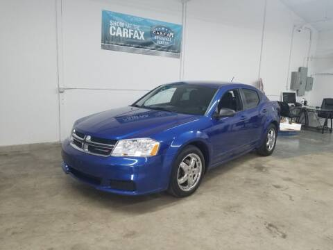 2012 Dodge Avenger for sale at McMinnville Auto Sales LLC in Mcminnville OR