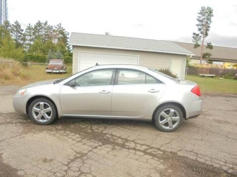 2008 Pontiac G6 for sale at Engels Autos Inc in Ramsey MN