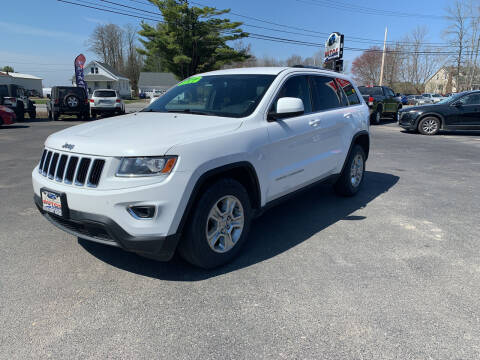 2014 Jeep Grand Cherokee for sale at Excellent Autos in Amsterdam NY