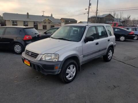 2001 Honda CR-V for sale at Cool Cars LLC in Spokane WA