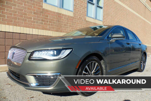 2017 Lincoln MKZ for sale at Macomb Automotive Group in New Haven MI