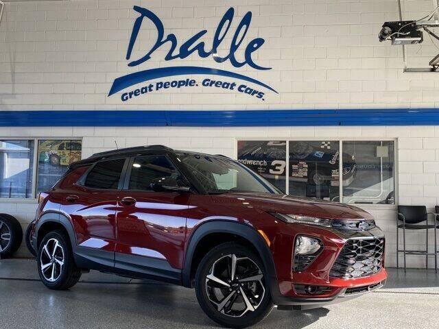 2022 Chevrolet TrailBlazer for sale in Peotone, IL