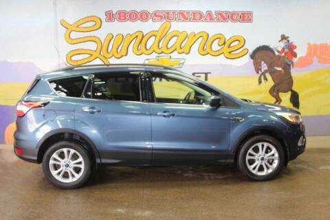 2018 Ford Escape for sale at Sundance Chevrolet in Grand Ledge MI