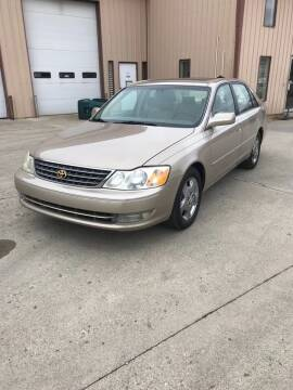 2003 Toyota Avalon for sale at Walker Motors in Muncie IN