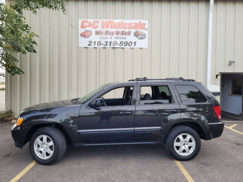 2008 Jeep Grand Cherokee for sale at C & C Wholesale in Cleveland OH