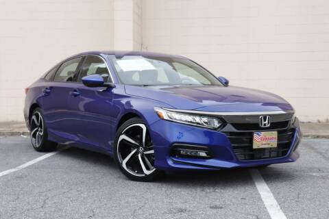 2019 Honda Accord for sale at El Compadre Trucks in Doraville GA