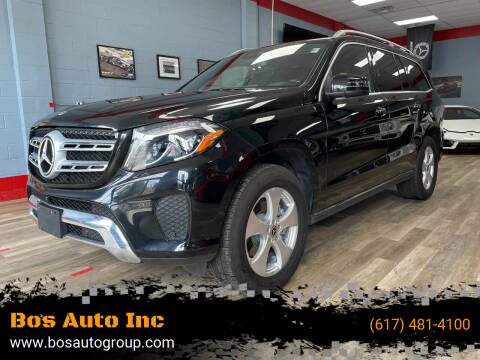 2019 Mercedes-Benz GLS for sale at Bos Auto Inc in Quincy MA