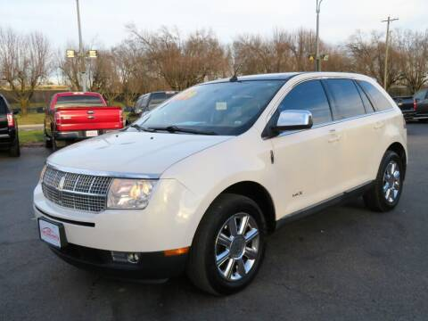 2008 Lincoln MKX for sale at Low Cost Cars North in Whitehall OH