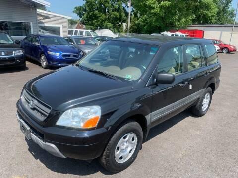 2005 Honda Pilot for sale at Masic Motors, Inc. in Harrisburg PA