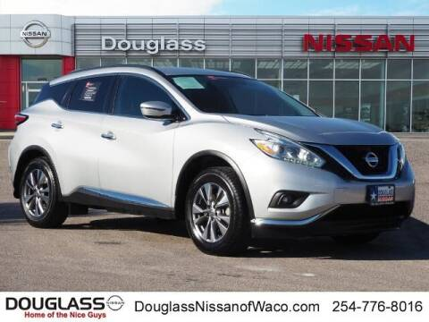 2017 Nissan Murano for sale at Douglass Automotive Group in Central Texas TX