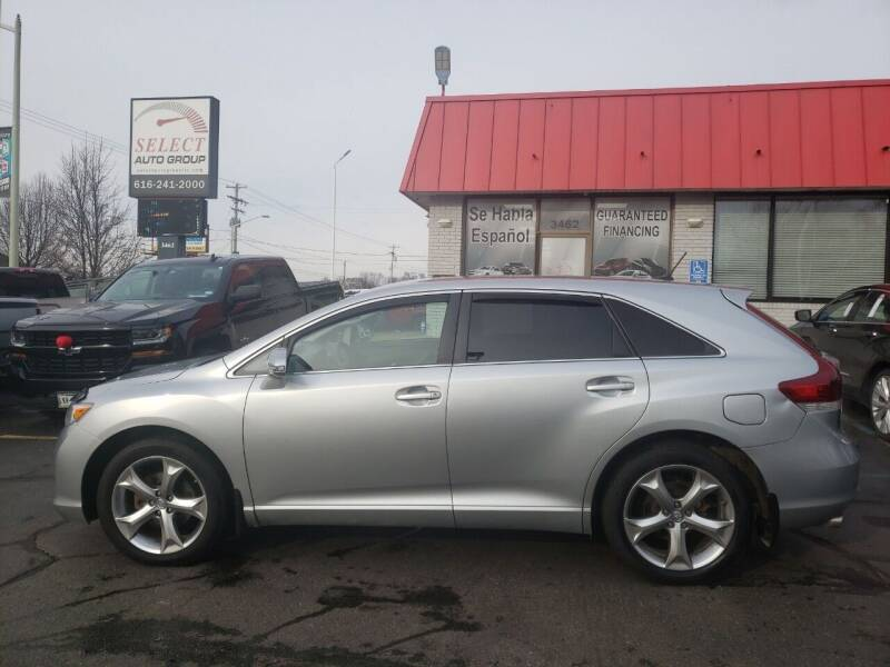 2016 Toyota Venza for sale at Select Auto Group in Wyoming MI