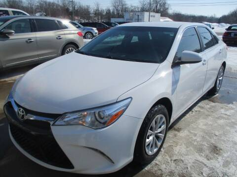 2016 Toyota Camry for sale at Schrader - Used Cars in Mt Pleasant IA
