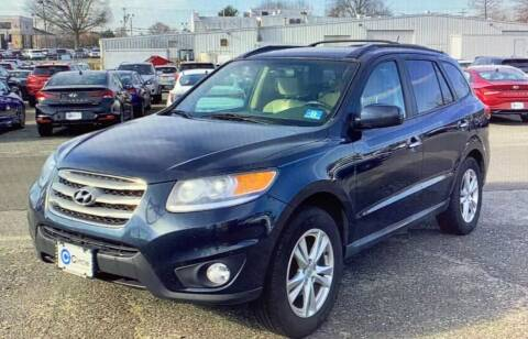 2012 Hyundai Santa Fe for sale at Downeast Auto Inc in South Waterboro ME