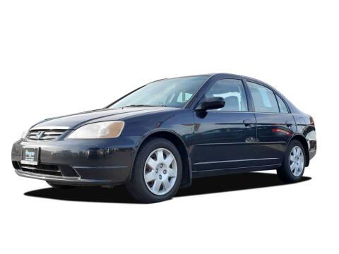 2001 Honda Civic for sale at Diamond Motors in Lakewood WA