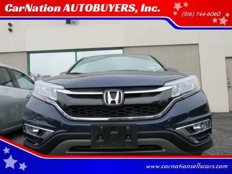2015 Honda CR-V for sale at CarNation AUTOBUYERS, Inc. in Rockville Centre NY