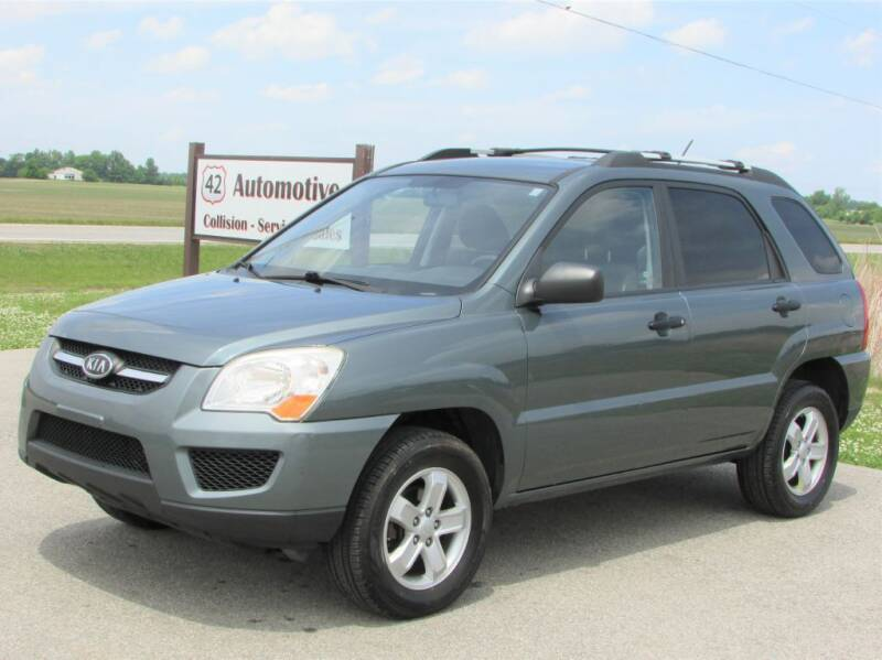 2009 Kia Sportage for sale at 42 Automotive in Delaware OH