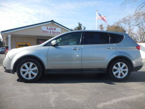 2006 Subaru B9 Tribeca for sale at LAIRD SALES AND SERVICE in Muskegon MI