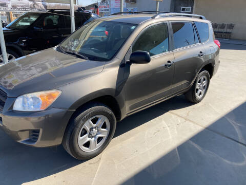 2009 Toyota RAV4 for sale at CONTINENTAL AUTO EXCHANGE in Lemoore CA