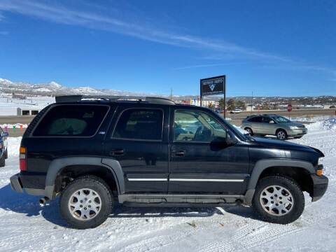 2005 Chevrolet Tahoe for sale at Skyway Auto INC in Durango CO