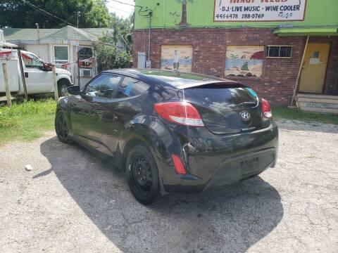 2014 Hyundai Veloster for sale at C.J. AUTO SALES llc. in San Antonio TX