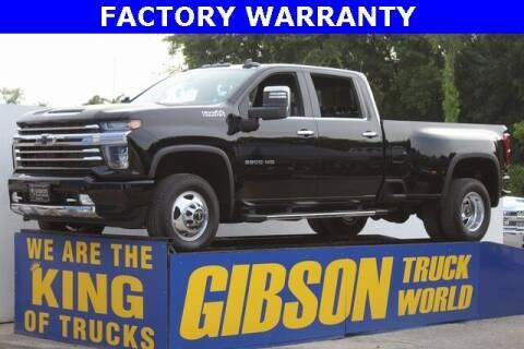 2021 Chevrolet Silverado 3500HD for sale at Gibson Truck World in Sanford FL