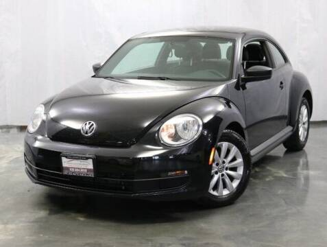 2013 Volkswagen Beetle for sale at United Auto Exchange in Addison IL