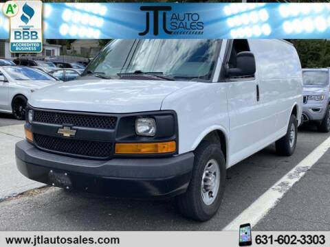 2015 Chevrolet Express Cargo for sale at JTL Auto Inc in Selden NY