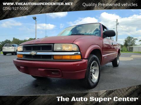 1999 Chevrolet S-10 for sale at The Auto Super Center in Centre AL