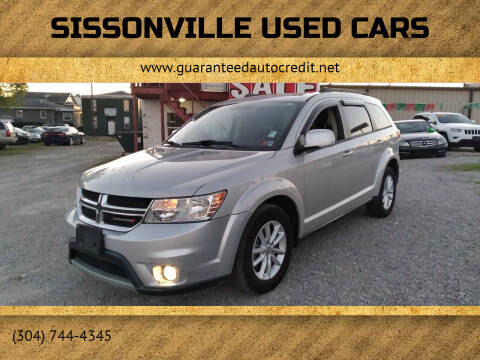 2013 Dodge Journey for sale at Sissonville Used Cars in Charleston WV