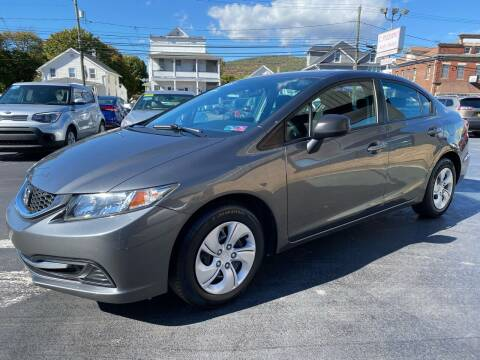 2013 Honda Civic for sale at C Pizzano Auto Sales in Wyoming PA