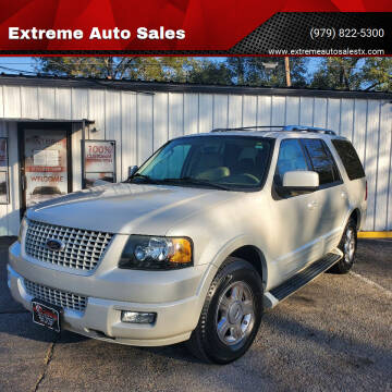 2006 Ford Expedition for sale at Extreme Auto Sales in Bryan TX